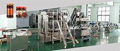 海鲜酱灌装生产线-quan自动化海鲜酱灌装机生产线