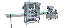 蟹huang酱灌装生产线-quan自动蟹huang酱灌装机生产线
