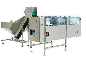 LP-200型全自动理瓶机(同6000瓶/小时智能化灌zhuangshengchan线)