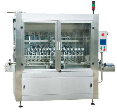 CCGl000-16F型zhi能化高粘度灌装机