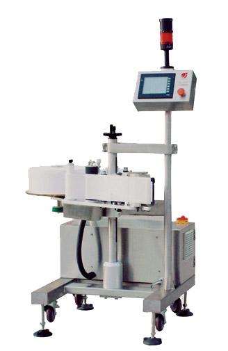 TN-150L/LF型ce面不gan胶贴标机